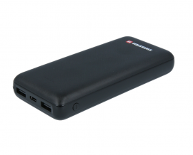 SWISSTEN BLACK CORE POWER BANK 20000 mAh