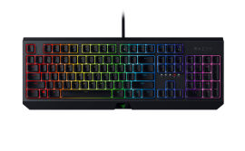 Razer BlackWidow (Green Switch) - US Layout