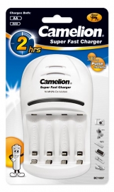BC-1007 Super Fast Charger