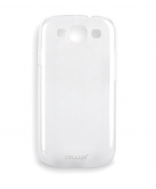 Back Case - Galaxy S III, frosted-clear