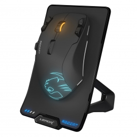 ROC-11-852 Leadr - Wireless Multi-Button RGB Gaming Mouse, Black