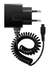 Micro USB Travel Charger, black