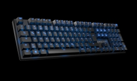 ROC-12-201 SUORA Frameless Mechanical Gaming Keyboard, US layout