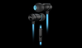 ROC-14-210 ALUMA Premium Performance In-Ear Headset