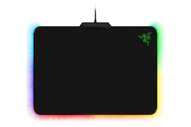 Razer FIREFLY Hard Gaming Mouse Mat