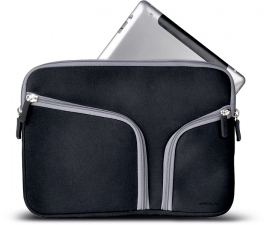 SL-7273-BKGR 10,1′′/25,7cm PYRUS Tablet Sleeve, black-grey