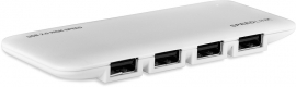 SL-7417-SWT NOBILÉ Active USB Hub - 7-Port, white