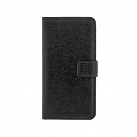 4-OK BOOK WALLET UNIVERSAL WITH POCKET CARD -  SIZE  L- 5.1