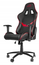 SL-660006-BKRD ZAYNE Gaming Chair, black-red