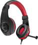 SL-860000-BK LEGATOS Stereo Gaming Headset, black