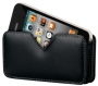 Superior Leather Comfort Holster - iPhone 4/4S, black