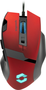 SL-680014-BKRD VADES Gaming Mouse, black-red